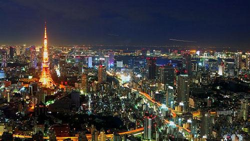 Tổng quan về thủ đô Tokyo Nhật Bản