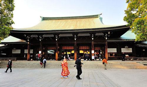 Đền Meiji (Đền Minh Trị Thiên Hoàng)