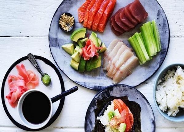 Sashimi được xem là đại sứ của ẩm thực Nhật Bản đến thế giới